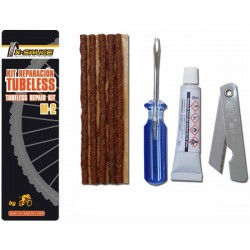 KIT MECHAS REPARACION TUBELESS M-2