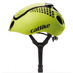 CASCO CATLIKE CLOUD 352 AMARILLO FLUOR BLANCO